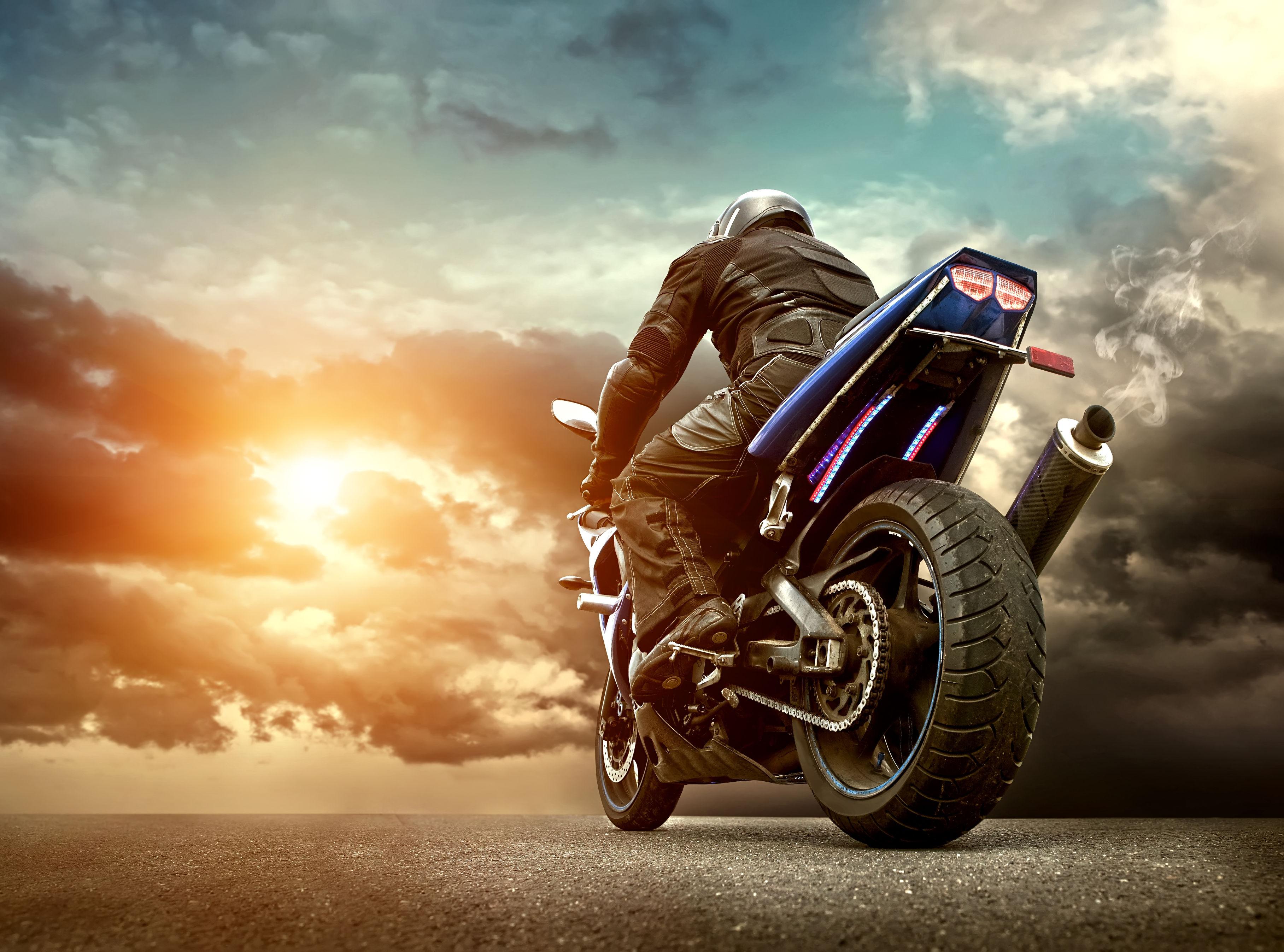 Consórcio realiza o sonho de ter moto de grande cilindrada